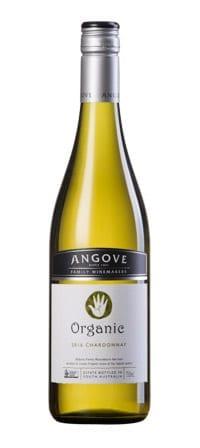 witte biologische Chardonnay