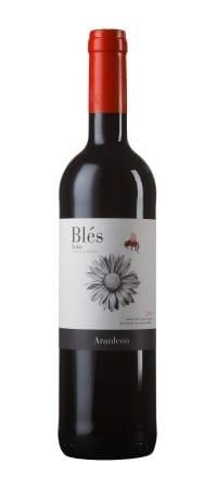 rode Spaanse biologische wijn