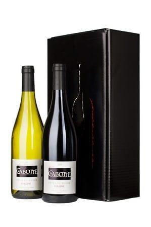 luxe wijngeschenkdoos