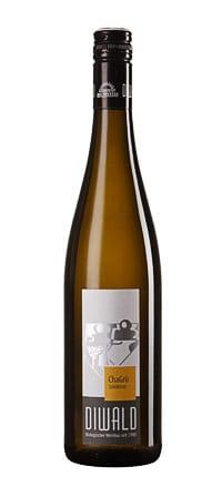 witte biologische wijn uit Oostenrijk