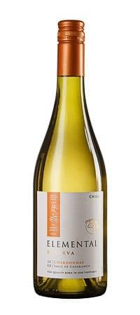 witte biologische wijn uit Chili