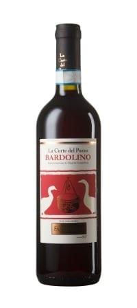 lichte Italiaanse rode wijn