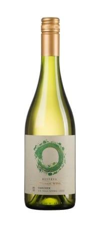 Chileense biologische witte wijn
