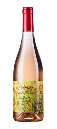 Spaanse biologische rosé