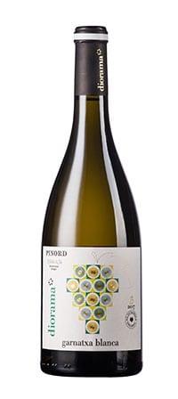 witte Spaanse biologische wijn