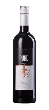 lekkere rode biologische wijn uit de Languedoc