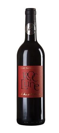 rode biologisch-dynamische wijn