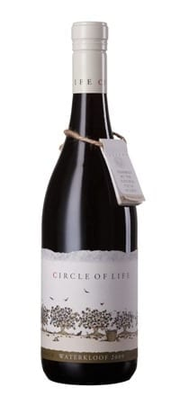 Zuid-Afrikaanse rode wijn